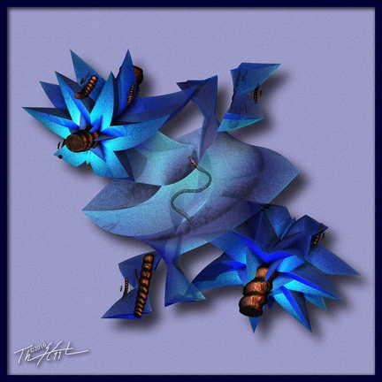 Original Pollination of Morphius