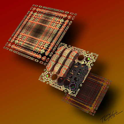Laminated-A Type Quantum Circuits