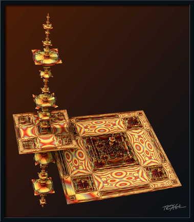 Pedestal and Palette